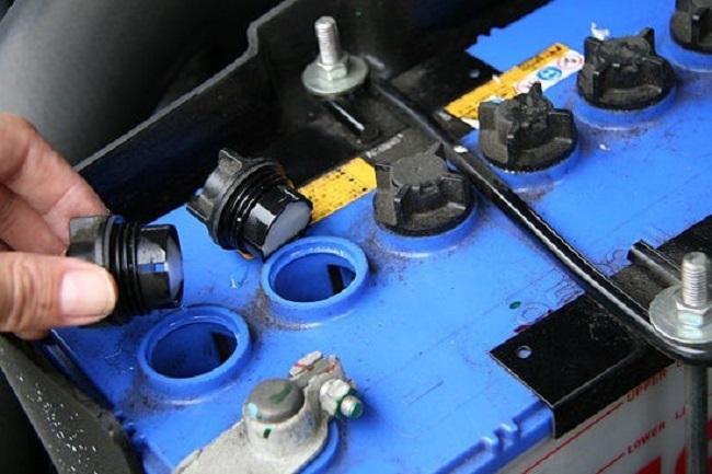 ремонт аккумулятора