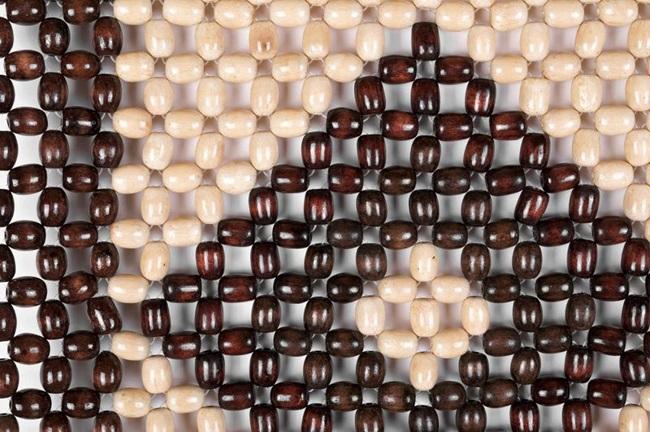 накидка на сидения деревянная