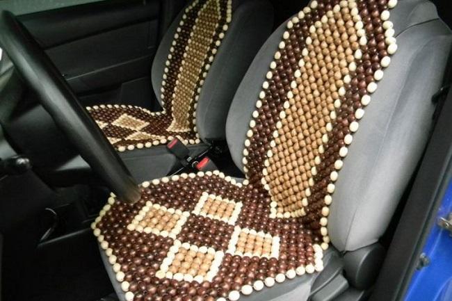 деревянная накидка на сидения