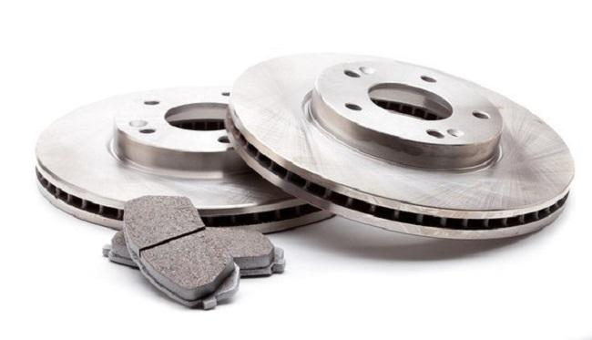 колодки и диски