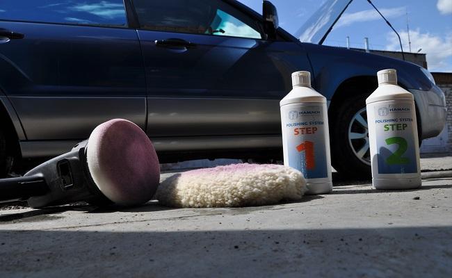 полироль от царапин для автомобиля