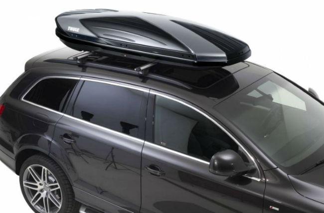 Скорость автомобиля при багажнике на крыше