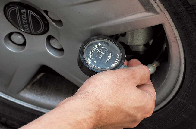 Таблица давления в шинах по марке автомобиля онлайн