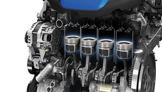 Увеличение объема двигателя