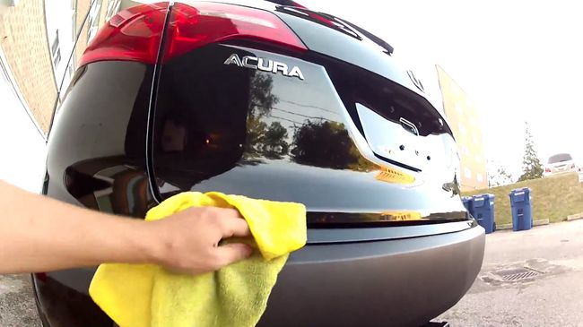 Автомобиль Acura