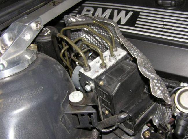 abc в BMW