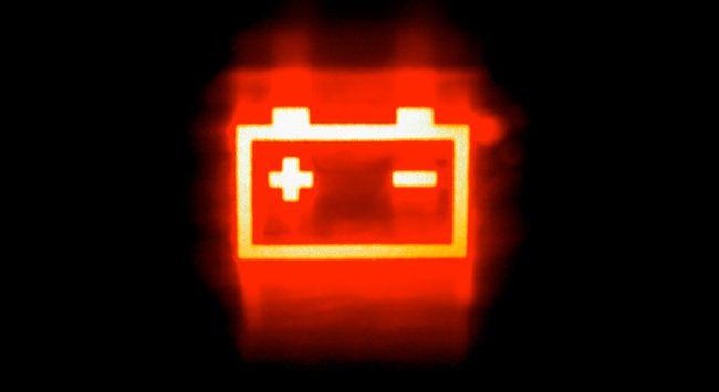 разрядка аккумулятора