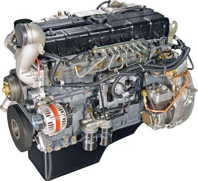 дизельный мотор от камаза