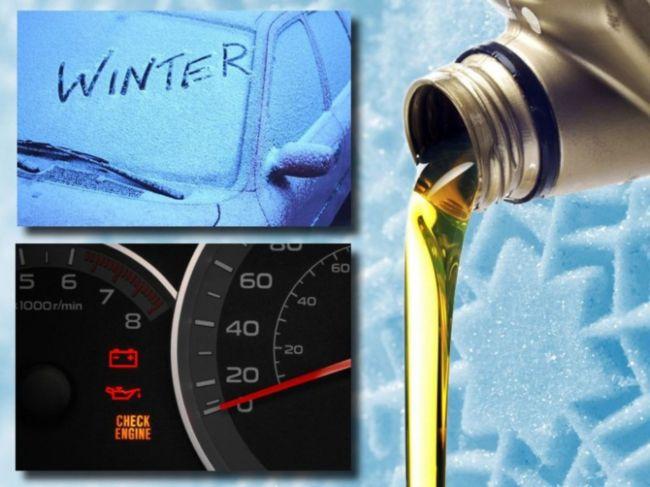 Критерии выбора зимнего масла для двигателя