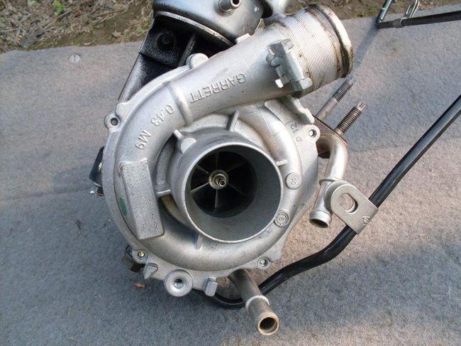 Ремонт турбин Рено— советы от профессионалов