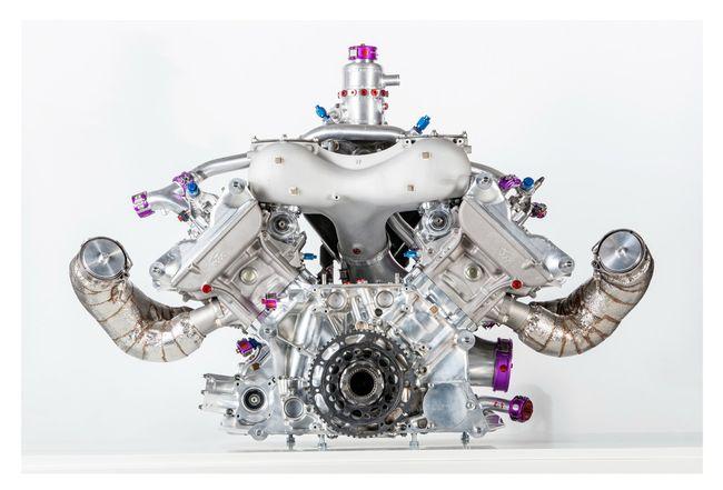 Турбиновый двигатель
