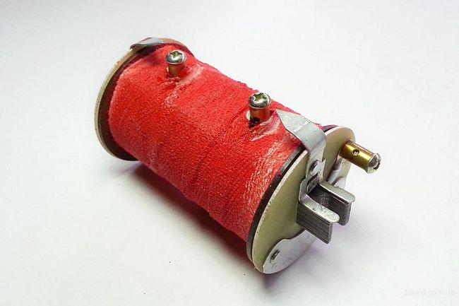 Устройство катушки зажигания и принцип работы