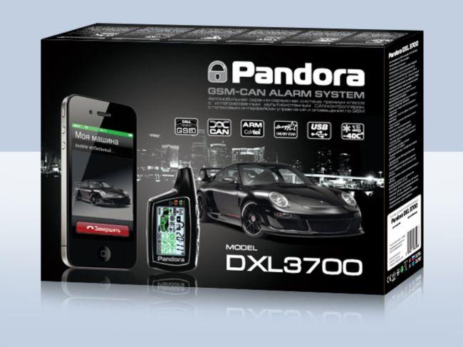 Пандора dxl 3700