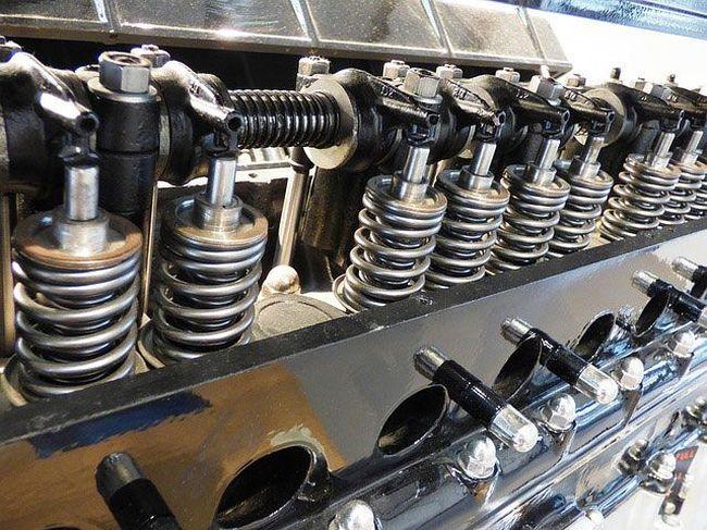 Полная промывка двигателя