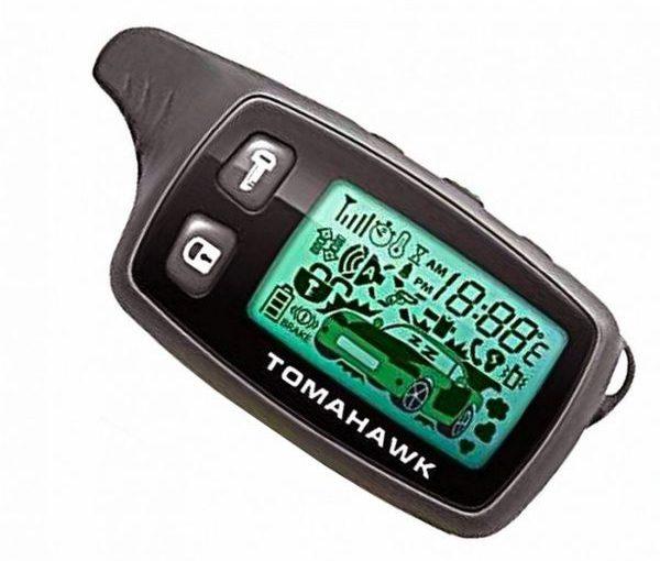 Сигнализация Tomahawk TW 9010 — инструкция по эксплуатации