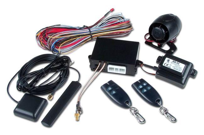 Комплект автосигнализации