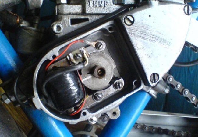 Система электронного зажигания двигателя — устройство, принцип работы