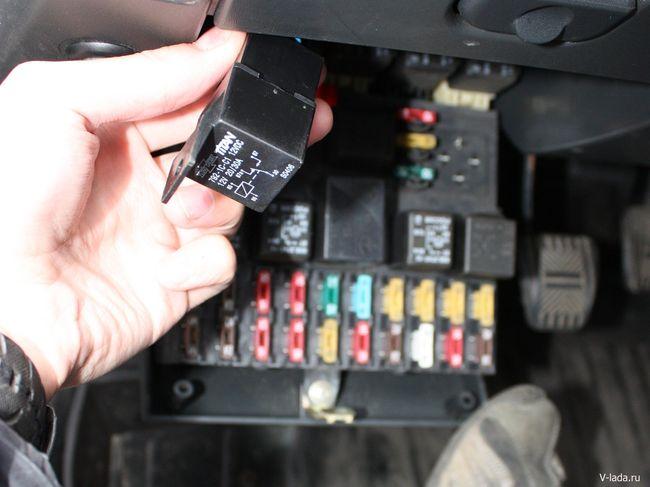 Отключение сигнализации без брелка