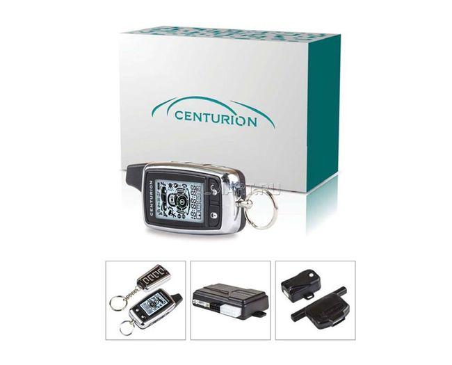 Центурион сигнализация