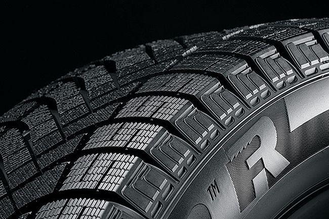 Модель Ice Zero компании Pirelli