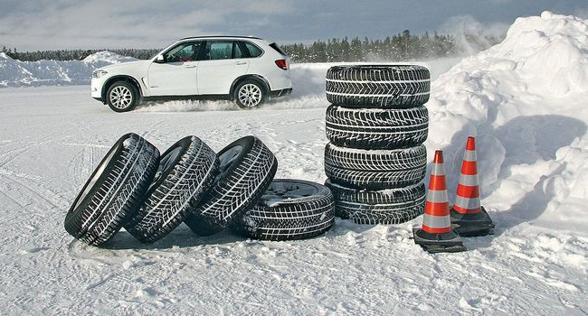 Тест зимних шин