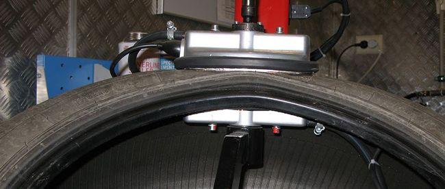 Вулканизация шины