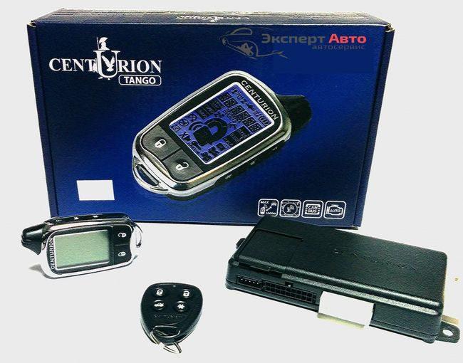 Обзор сигнализации Центурион — инструкция по эксплуатации
