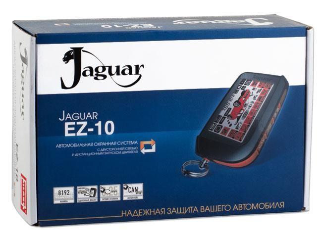 Обзор сигнализации Ягуар с автозапуском и без него — инструкция по эксплуатации