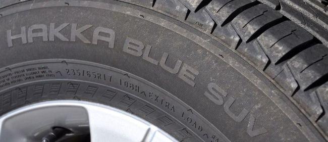 Nokian Hakka Blue SUV