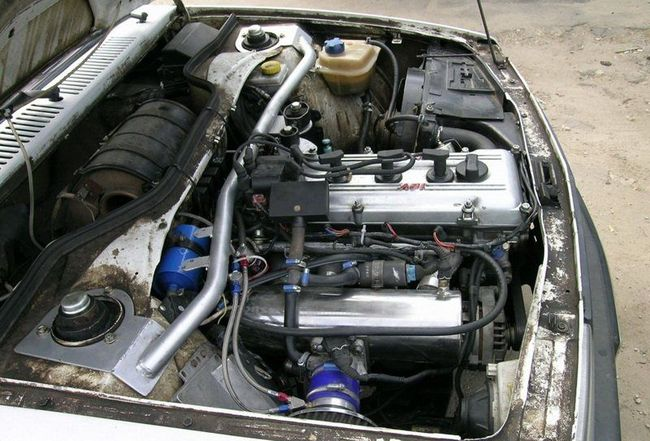 406 двигатель