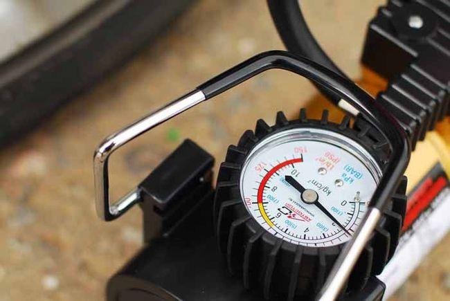 Манометр компрессора