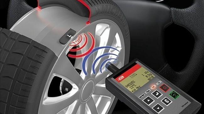 Все о датчике давления в шинах — принцип работы, установка