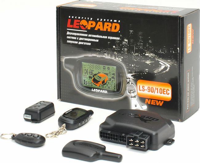 Сигнализация Леопард 90