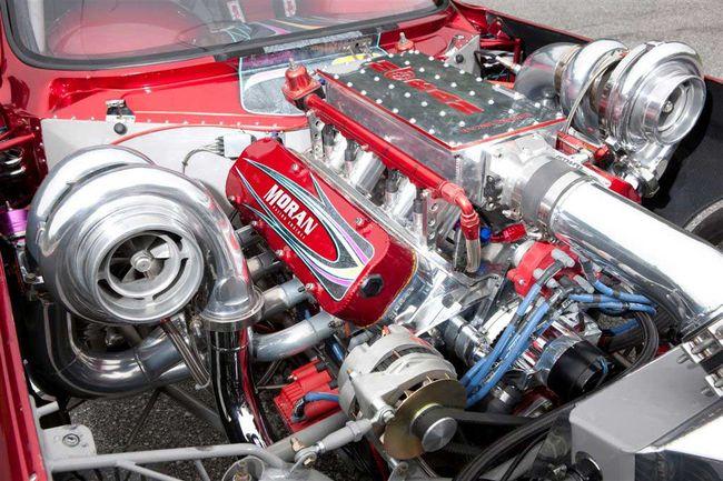 Мощность и тюнинг двигателя