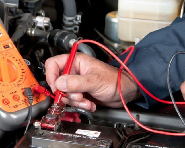 Проверка электрики автомобиля