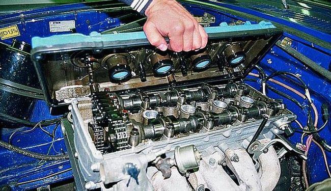Распределительные валы 406 двигателя