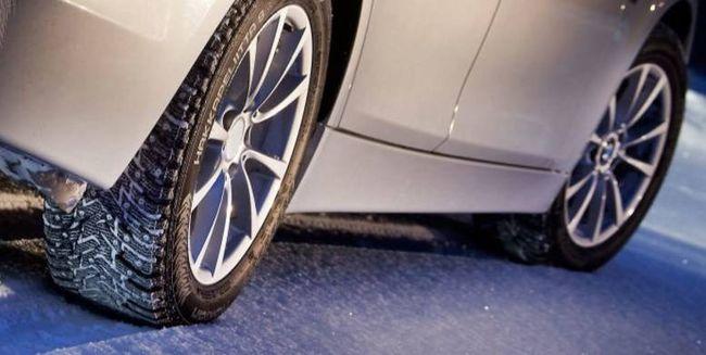 Шипованная резина на авто