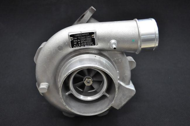 Турбина дизельного двигателя