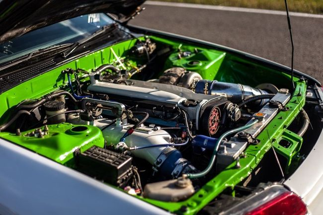 Увеличить мощность мотора