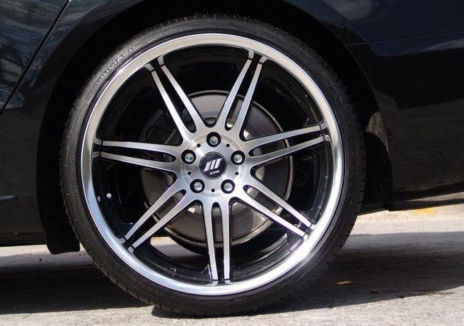 Высота профиля колеса