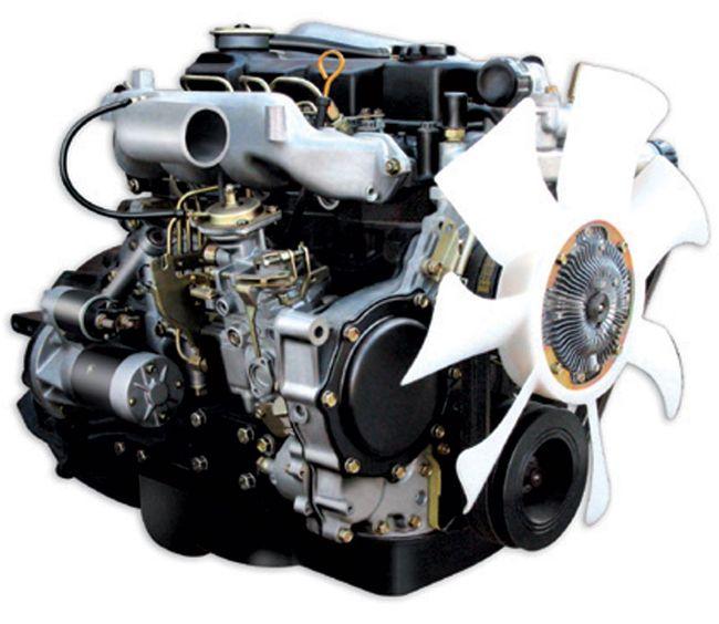 Двигатель для Газель Ниссан