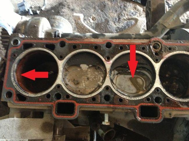 Что такое гидроудар двигателя