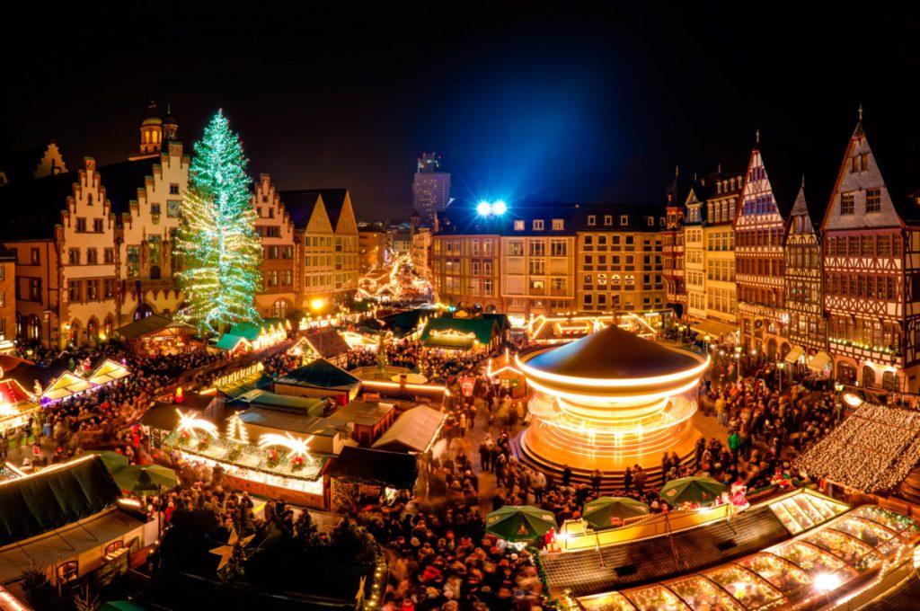 Новый год в Германии