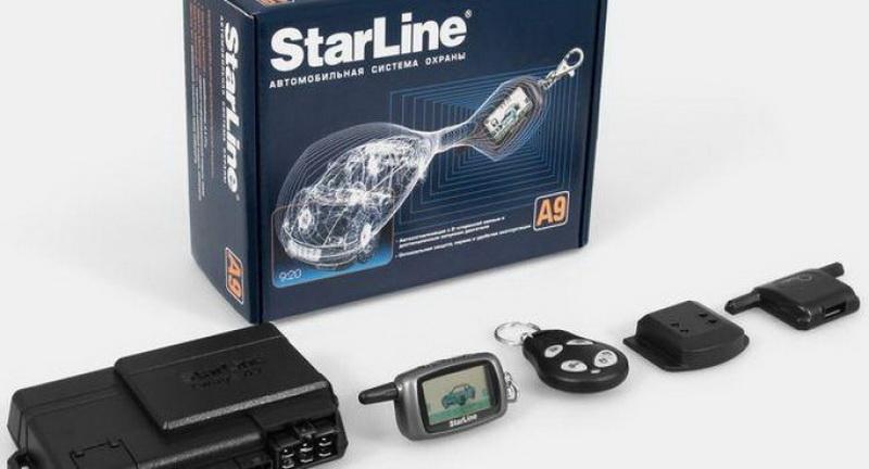 Как настроить сигнализацию StarLine с автозапуском