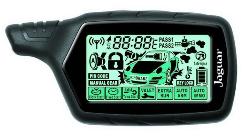 Обзор сигнализации Ягуар: инструкция по эксплуатации и настройке автозапуска
