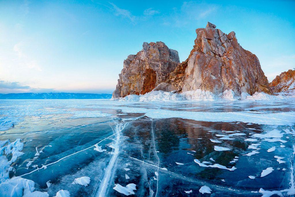поехать на Байкал на Новый год недорого