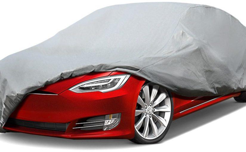 Для чего нужно использовать крытый чехол на вашем автомобиле?