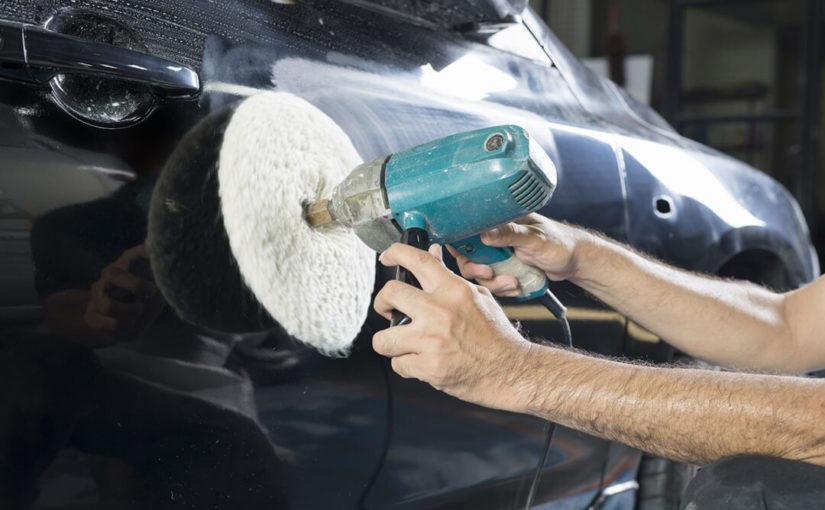 Факты о полировке кузова автомобиля