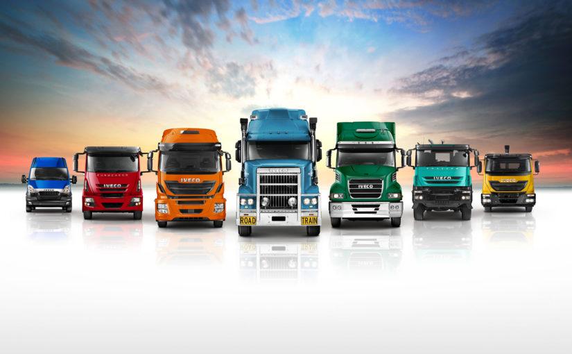 Типы грузовых автомобилей