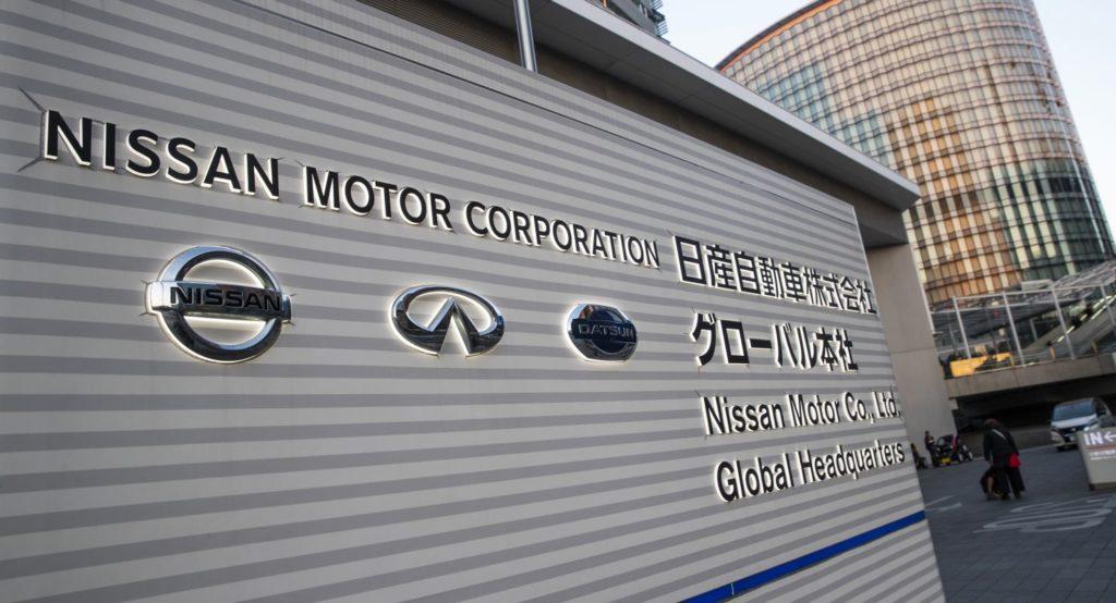 История развития компании Nissan